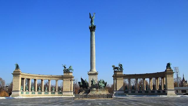 Budapest terei