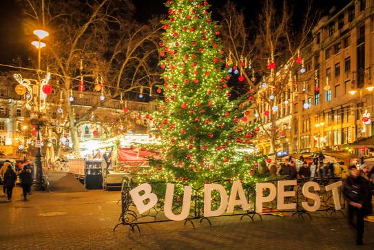 4+1 látnivaló Budapesten karácsony idején