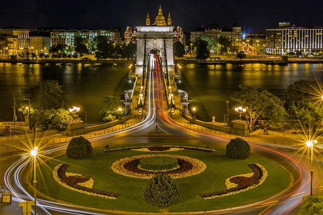 Budapest területe