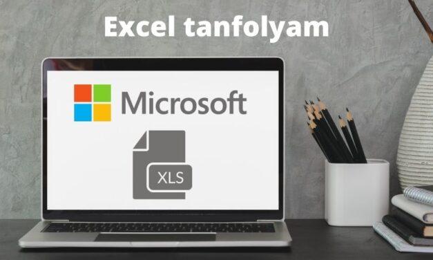 Excel tanfolyamok nemcsak Budapestről