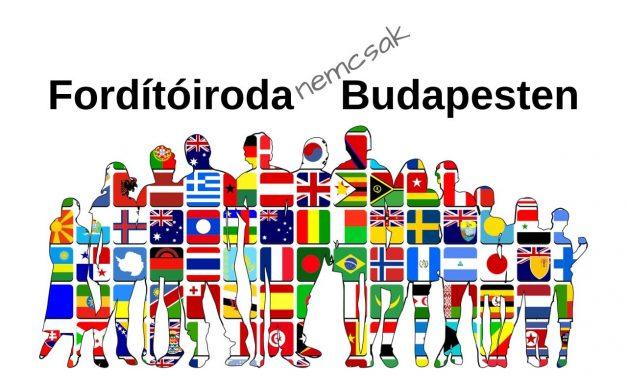 Fordítóiroda Budapest